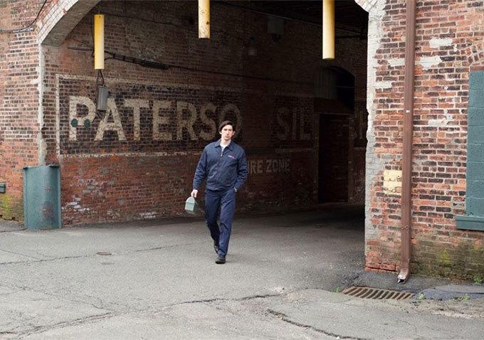 """Sobre """"Paterson"""" delJarmusch"""